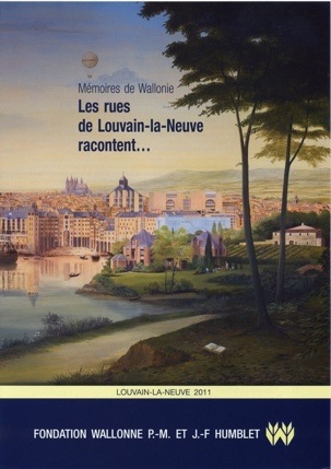 couverture memoire de Wallonie